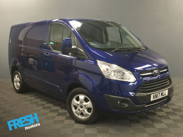 USED 2017 17 FORD TRANSIT CUSTOM 2.0 290 LIMITED L1H1 129 BHP * 0% Deposit Finance Available