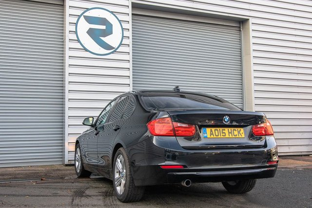 USED 2015 15 BMW 3 SERIES 2.0 318D SPORT 4DR