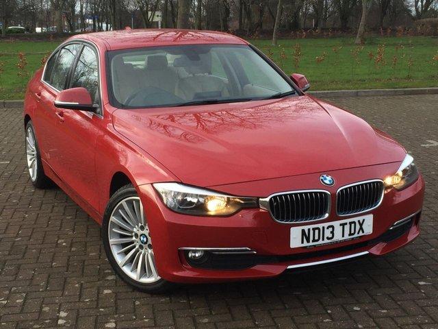 USED 2013 13 BMW 3 SERIES 2.0 320D XDRIVE LUXURY 4d 181 BHP