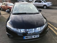 USED 2006 06 HONDA CIVIC 1.8 SE I-VTEC 5d 139 BHP