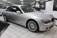 USED 2005 05 BMW 7 SERIES 730D SPORT AUTO HEATED LEATHER SAT NAV CRUISE