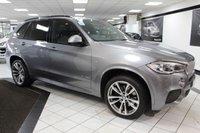 USED 2016 66 BMW X5 40D M SPORT AUTO XDRIVE 309 BHP 1 FORMER PAN ROOF H/K PRO NAV