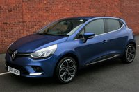 USED 2018 68 RENAULT CLIO 0.9 ICONIC TCE 5d 89 BHP