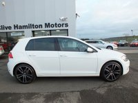 USED 2017 17 VOLKSWAGEN GOLF 2.0 GT TDI BLUEMOTION TECHNOLOGY 5d 148 BHP