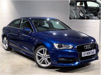 2014 AUDI A3 1.8 TFSI S LINE [TECH PACK][HTD SEATS] £13747.00