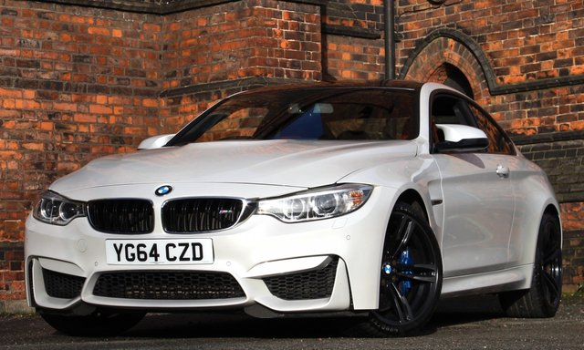 2014 64 BMW M4 3.0 M4 2d 426 BHP [ HEAD UP DISPLAY ]