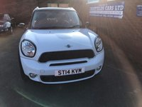 2014 MINI COUNTRYMAN 2.0 COOPER SD 5d 141 BHP £7890.00