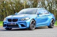 USED 2017 67 BMW M2 3.0 M2 2d 365 BHP