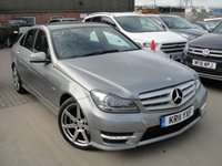 USED 2011 11 MERCEDES-BENZ C CLASS 2.1 C220 CDI BLUEEFFICIENCY SPORT 4d 168 BHP ANY PART EXCHANGE WELCOME, COUNTRY WIDE DELIVERY ARRANGED, HUGE SPEC