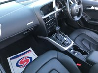 USED 2011 61 AUDI A5 3.0 TDI QUATTRO SE CONVERTIBLE 240 BHP