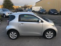 USED 2009 59 TOYOTA IQ 1.0 VVT-I IQ 3d 68 BHP Alloy Wheels, Air con, Lovely car