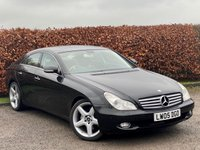USED 2005 05 MERCEDES-BENZ CLS CLASS 5.0 CLS500 4d  * SUNROOF * LOW MILEAGE *