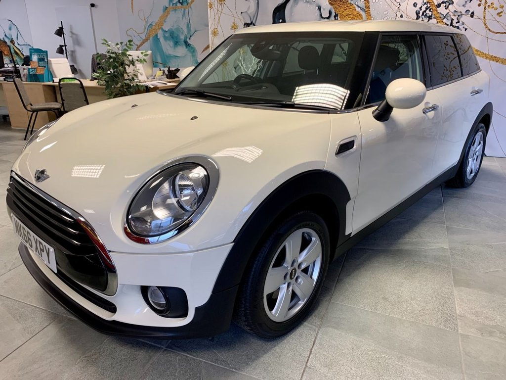 USED 2016 66 MINI CLUBMAN 1.5 COOPER 5d 134 BHP