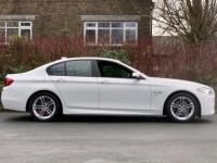 USED 2015 65 BMW 5 SERIES 2.0 520d M Sport 4dr SAT NAV / LEATHER / 190BHP