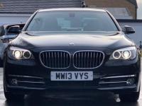 USED 2013 13 BMW 7 SERIES 3.0 730d SE (s/s) 4dr SAT NAV / LEATHER / FSH