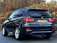 USED 2017 66 BMW X5 2.0 25d M Sport Auto xDrive (s/s) 5dr SAT NAV / 7 SEAT'S / LEATHER