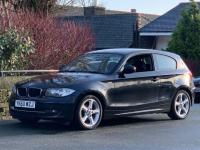 USED 2010 60 BMW 1 SERIES 2.0 118d Sport 3dr * Great value for Money *