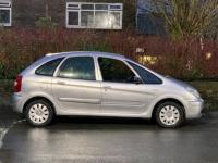 USED 2008 08 CITROEN XSARA PICASSO 1.6 HDi VTX 5dr * GREAT VALUE FOR MONEY *