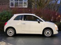 USED 2009 59 FIAT 500 1.2 Pop 3dr full service history
