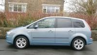 USED 2008 58 FORD C-MAX 2.0 TDCi Zetec 5dr PREVIOUS OWNERS BILLS INCLUDED