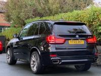 USED 2016 65 BMW X5 3.0 40d M Sport Auto xDrive (s/s) 5dr 7 SEATS / SAT NAV / PAN ROOF