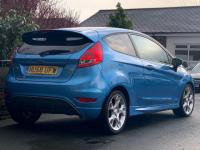 USED 2008 58 FORD FIESTA 1.6 TDCi Zetec S 3dr