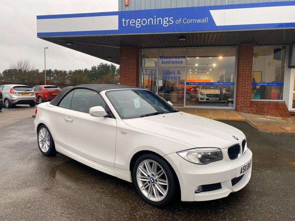 USED 2013 11 BMW 1 SERIES 2.0 118D M SPORT 2d 141 BHP