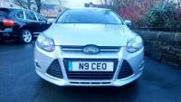 USED 2013 63 FORD FOCUS 1.6 TDCi Zetec 5dr * Great value for money *