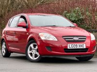 USED 2009 09 KIA CEED  1.6 CRDi GS 5dr * GREAT VALUE FOR MONEY *