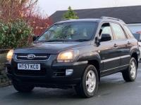 USED 2008 57 KIA SPORTAGE 2.0 CRDi XE 4WD 5dr Stunning Example / Great value
