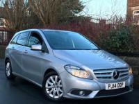 USED 2014 14 MERCEDES-BENZ B CLASS 1.5 B180 CDI ECO SE 5dr FULL SERVICE HISTORY
