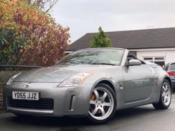 2005 NISSAN 350 Z