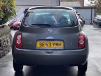 USED 2004 53 NISSAN MICRA 1.2 16v S 3dr LOW MILEAGE AT A LOW PRICE