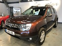 2016 DACIA DUSTER 1.6 AMBIANCE PRIME SCE 5d 114 BHP £6595.00