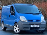 USED 2005 05 NISSAN PRIMASTAR 1.9 dCi SE 2700 Panel Van 4dr (SWB) Stunning Example / Great value