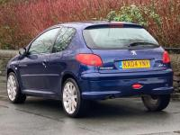 USED 2004 04 PEUGEOT 206 2.0 HDi XSi 3dr (a/c) TRADE SALE CLEARANCE