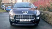 USED 2010 10 PEUGEOT 3008 1.6 THP Sport 5dr * Great value for Money *