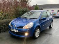 USED 2009 09 RENAULT CLIO 1.2 16v Dynamique 3dr TRADE SALE CLEARANCE