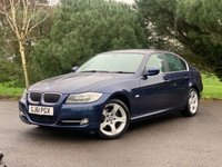 USED 2011 61 BMW 3 SERIES 2.0 318I EXCLUSIVE EDITION  4d 141 BHP