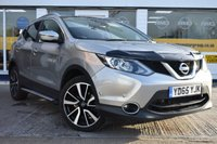 USED 2015 65 NISSAN QASHQAI 1.6 DCI TEKNA XTRONIC 5d 128 BHP NO DEPOSIT FINANCE AVAILABLE
