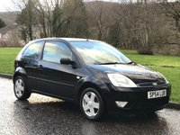 USED 2004 54 FORD FIESTA 1.4 FLAME 16V 3d 80 BHP value for money