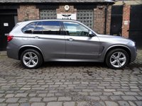 USED 2013 63 BMW X5 3.0 XDRIVE30D 7 Seater  M SPORT 5d 255 BHP 7 SEATS (Pan Roof & 7 Seats)