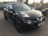 USED 2014 64 NISSAN JUKE 1.5 TEKNA DCI 5d 110 BHP RAC APPROVED ONLY 18000 MILE!!