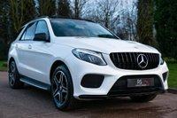 USED 2016 66 MERCEDES-BENZ GLE-CLASS 2.1 GLE250d AMG Line (Premium) G-Tronic 4MATIC (s/s) 5dr 1 OWNER+PAN ROOF+NAV+CAMERA
