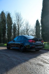 USED 2016 66 BMW M3 3.0 BiTurbo DCT (s/s) 4dr HEAD UP DISPLAY+NAV+20' ALLOYS