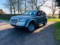 USED 2008 57 LAND ROVER FREELANDER 2.2 TD4 S 5d 159 BHP FANTATSIC CONDITION. MAINTAINED REGARDLESS OF COST. JUST SERVICED AND UNDERGONE A FULL HEALTH CHECK. NEW CAMBELT AND REAR HANDBRAKE SHOES. 4 EXCELLENT TYRES AND 12 MONTHS MOT. EXCELLENT HISTORY
