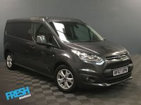 USED 2018 67 FORD TRANSIT CONNECT 1.5 240 LIMITED AUTO L2H1 * 0% Deposit Finance Available