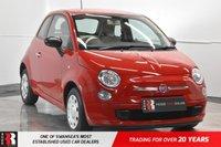 2014 FIAT 500 1.2 POP 3d 69 BHP