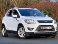 USED 2012 62 FORD KUGA 2.0 TDCi Zetec 5dr Stunning Example / 140BHP