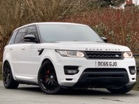 USED 2015 65 LAND ROVER RANGE ROVER SPORT 3.0 SD V6 Autobiography Dynamic 4X4 (s/s) 5dr SOLD
